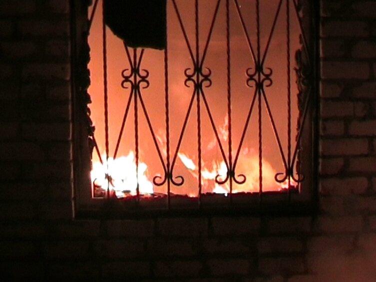 пожар склад 2