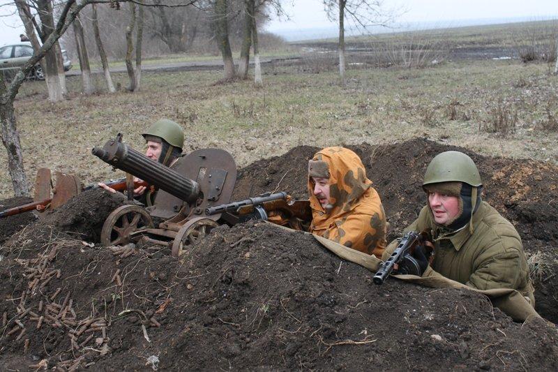 Экскурсия в места освободительных боев за Кривой Рог (ФОТО), фото-1