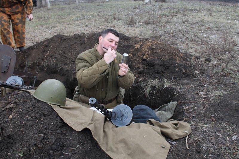 Экскурсия в места освободительных боев за Кривой Рог (ФОТО), фото-2