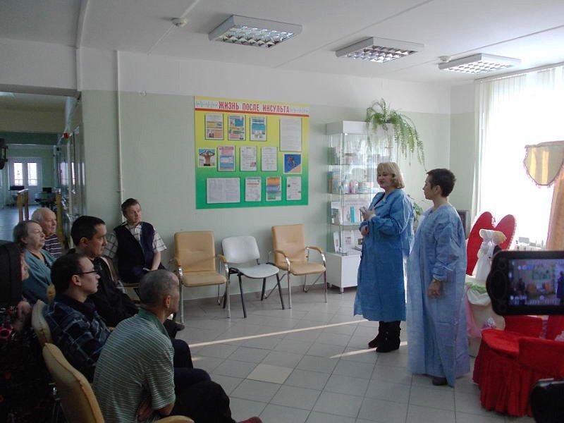 В больницах Чувашии проводят «Терапию искусством» (ФОТО), фото-1