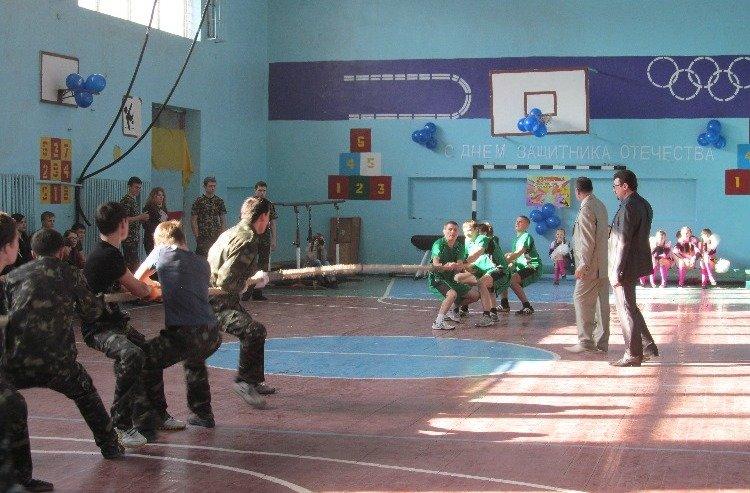 В Терновке парни показали, как они Родину любят, фото-1