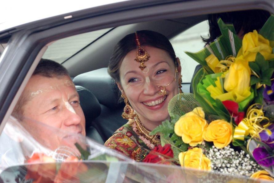 В Мариуполе сыграли  ведическую свадьбу (Фотофакт), фото-6