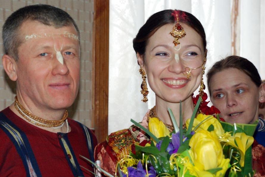 В Мариуполе сыграли  ведическую свадьбу (Фотофакт), фото-2