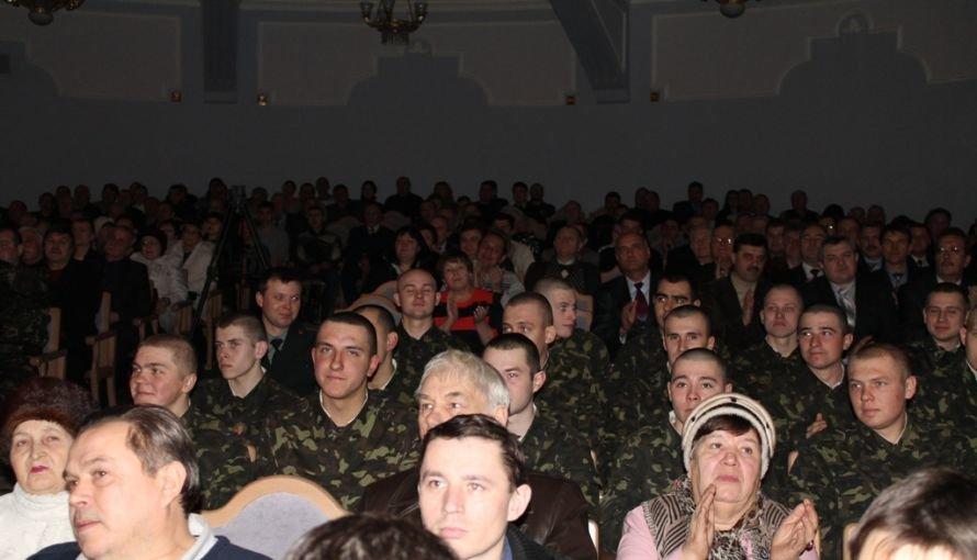 В Артемовске ветеранов и военнослужащих поздравили с 23-м февраля, фото-5