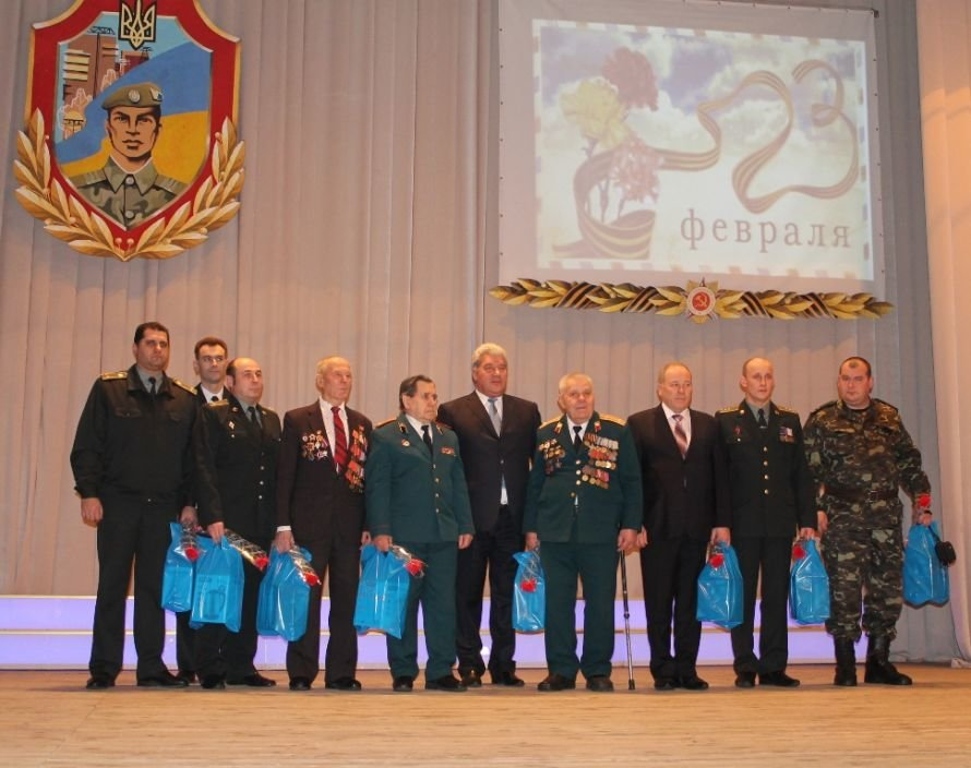 В Артемовске ветеранов и военнослужащих поздравили с 23-м февраля, фото-4