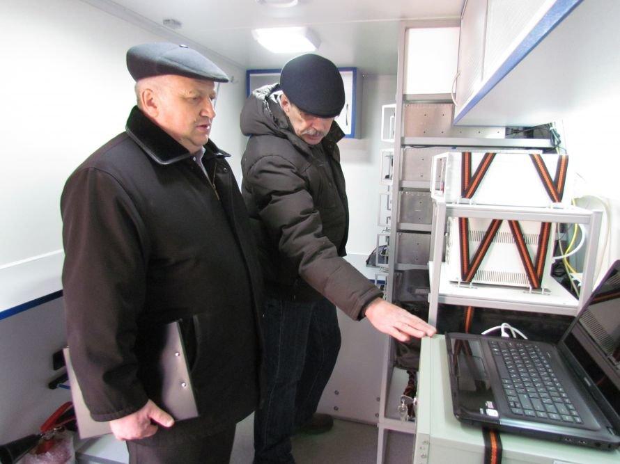 В Мариуполе презентовали передвижную эколабораторию (ФОТО), фото-4