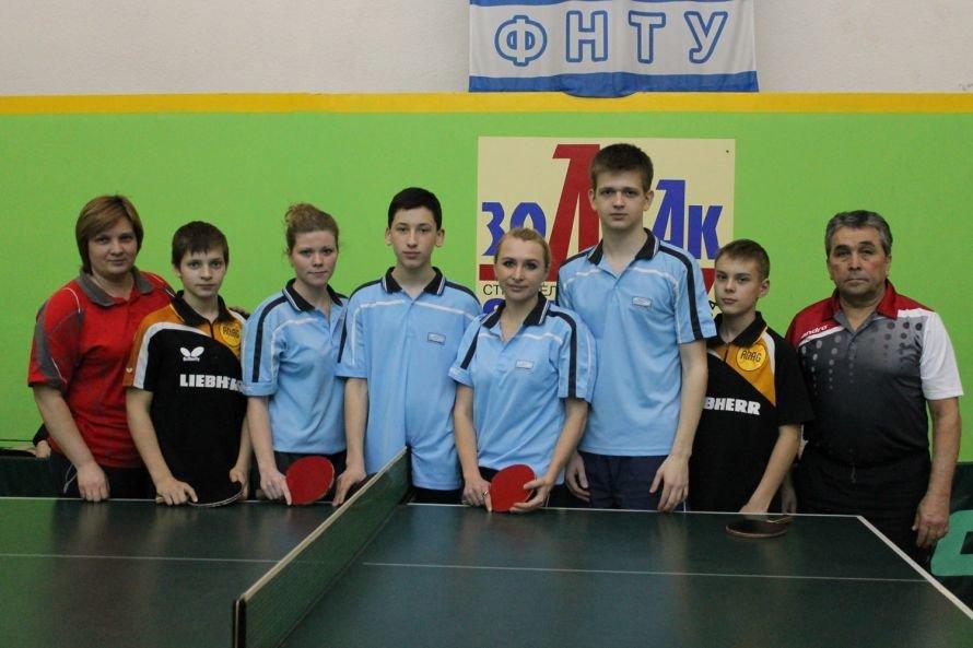 В Ялте завершился третий тур Клубного Чемпионата Украины по настольному теннису, фото-1