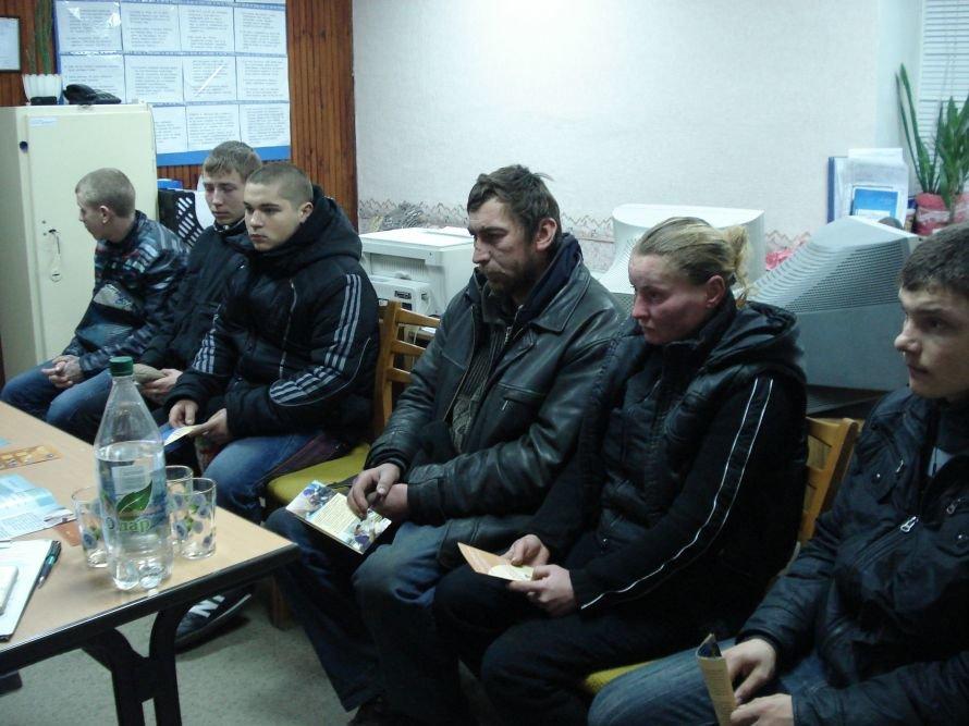 В  Мариуполе бывшим заключенным рассказали о социальной справедливости (ФОТО), фото-3