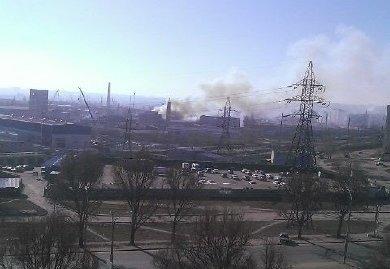На Амуре горели склады с секонд-хендом, фото-1