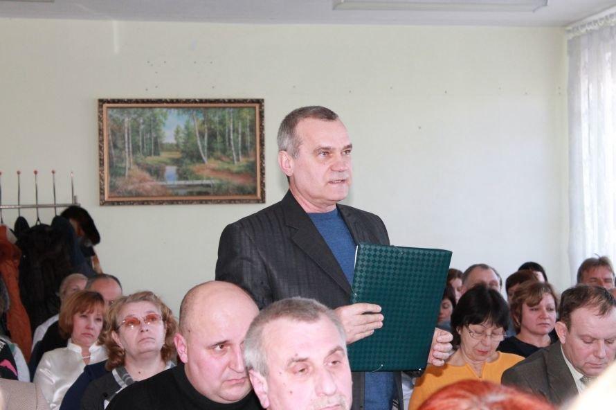 Разбор полетов: в Артемовске на медсовете решали судьбу реанимации, фото-6