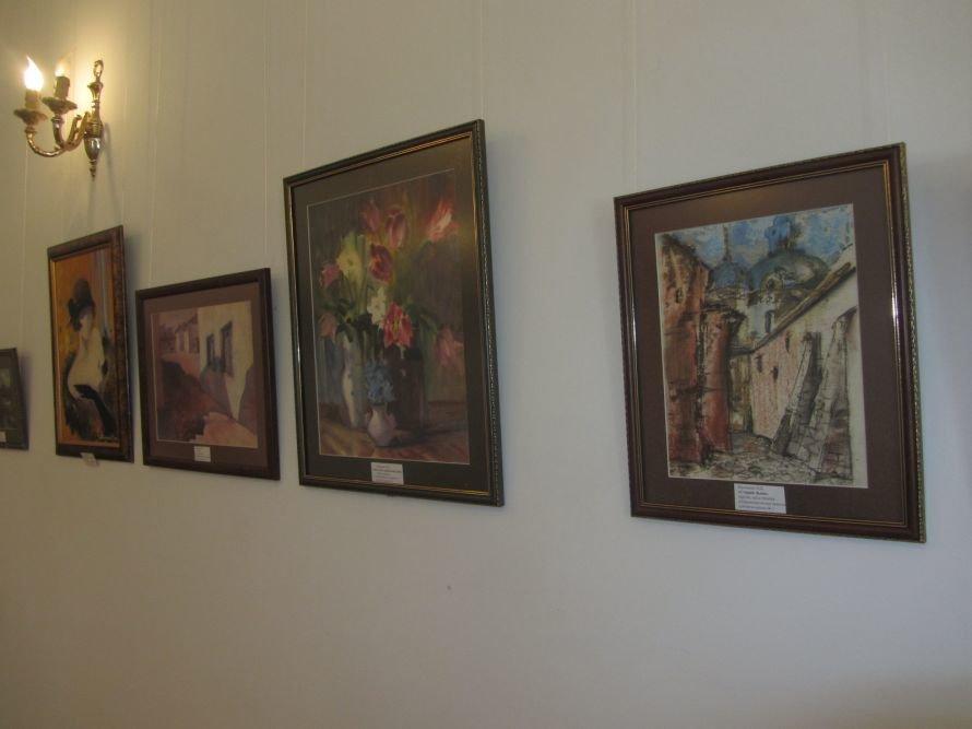 В Днепропетровске открылась выставка «весенних» картин (ФОТОРЕПОРТАЖ), фото-1