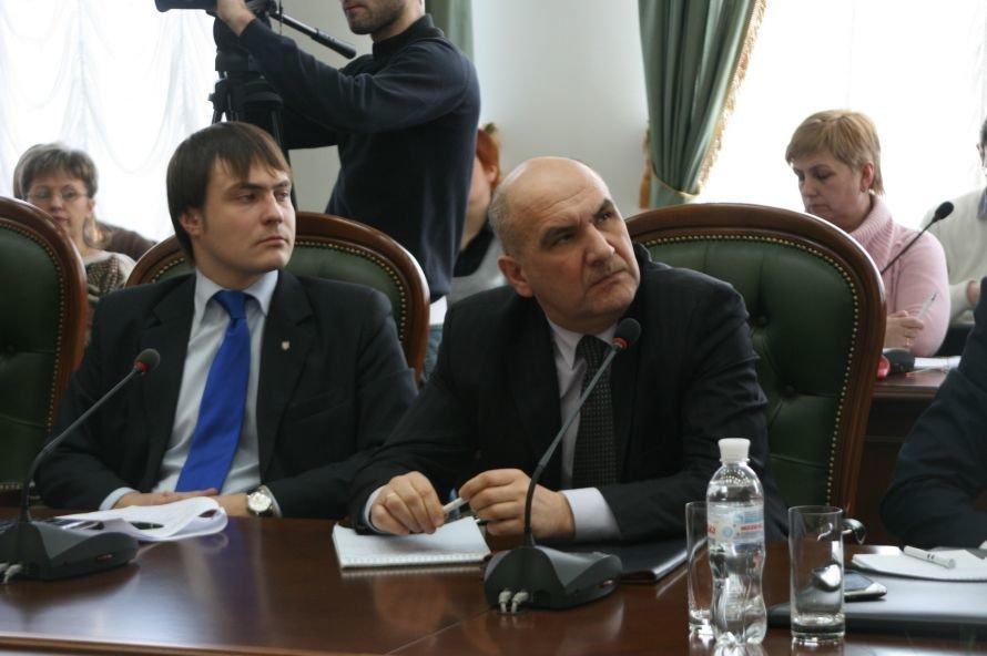 Днепропетровские власти вместе с общественниками думали, как им вместе работать (ФОТО), фото-3