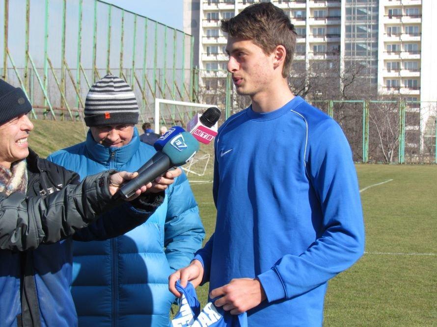 Мариупольский «Ильичевец» представил трех новых игроков (ФОТО), фото-1