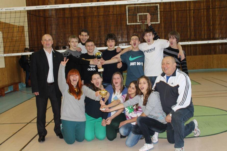 В Ялте завершилось первенство школ по волейболу, фото-1
