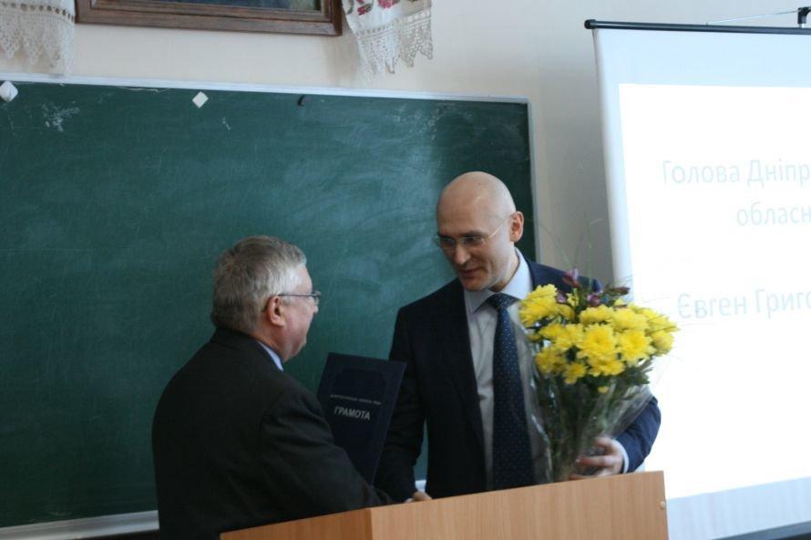 Днепропетровские историки встретились с председателем облсовета (ФОТО), фото-1