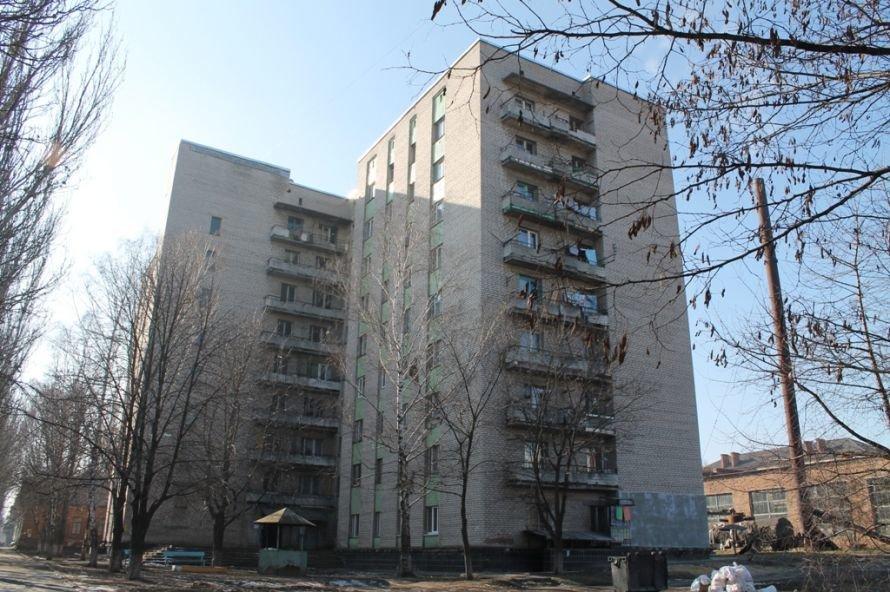 Эксклюзив сайта 06274: во что превратились коридоры самого убитого общежития в Артемовске, фото-1