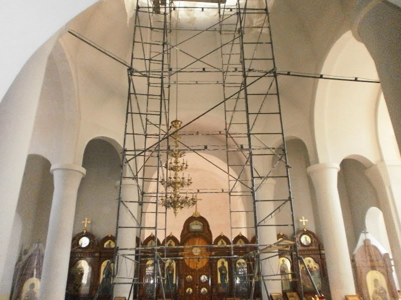 Храм в Приморском районе Мариуполя  распишут за счет пожертвований прихожан (ФОТО), фото-1