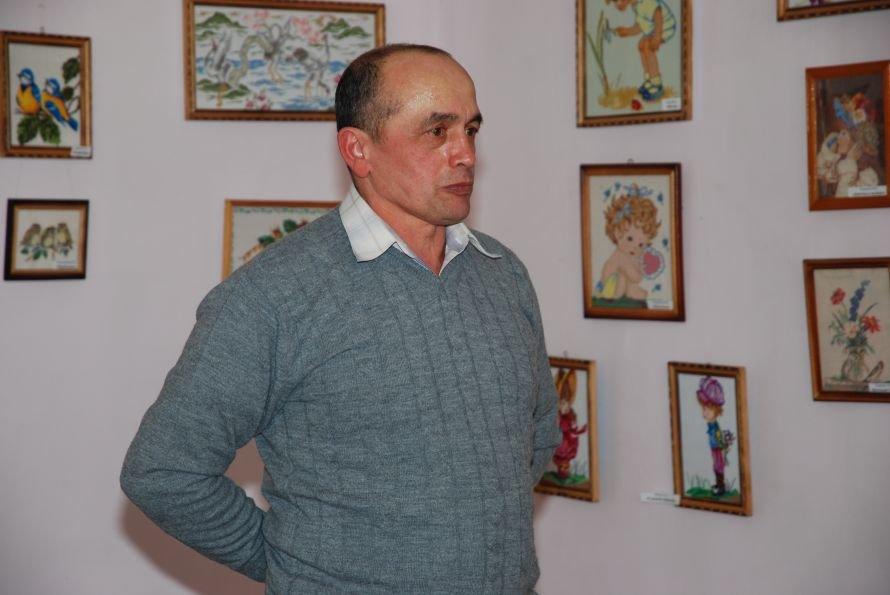 Мастер вышивки Спиридон Алексеевич Кацы(1)