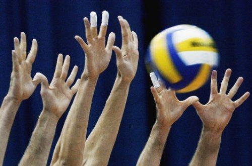 Горловские волейболисты привезли бронзу с Всеукраинского турнира, фото-1