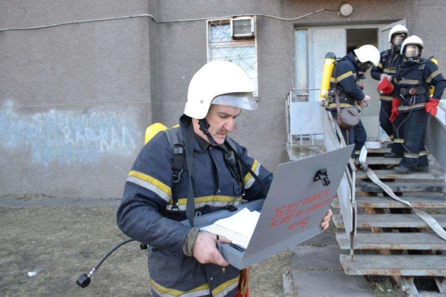 В Кривом Роге тушили «пожар» в ДК «СевГОКа» (ФОТО), фото-6