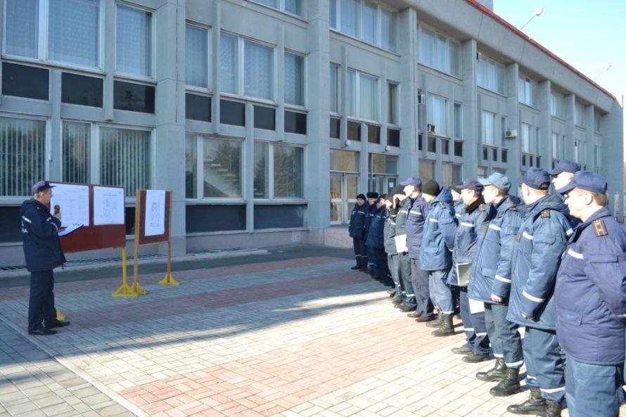 В Кривом Роге тушили «пожар» в ДК «СевГОКа» (ФОТО), фото-3