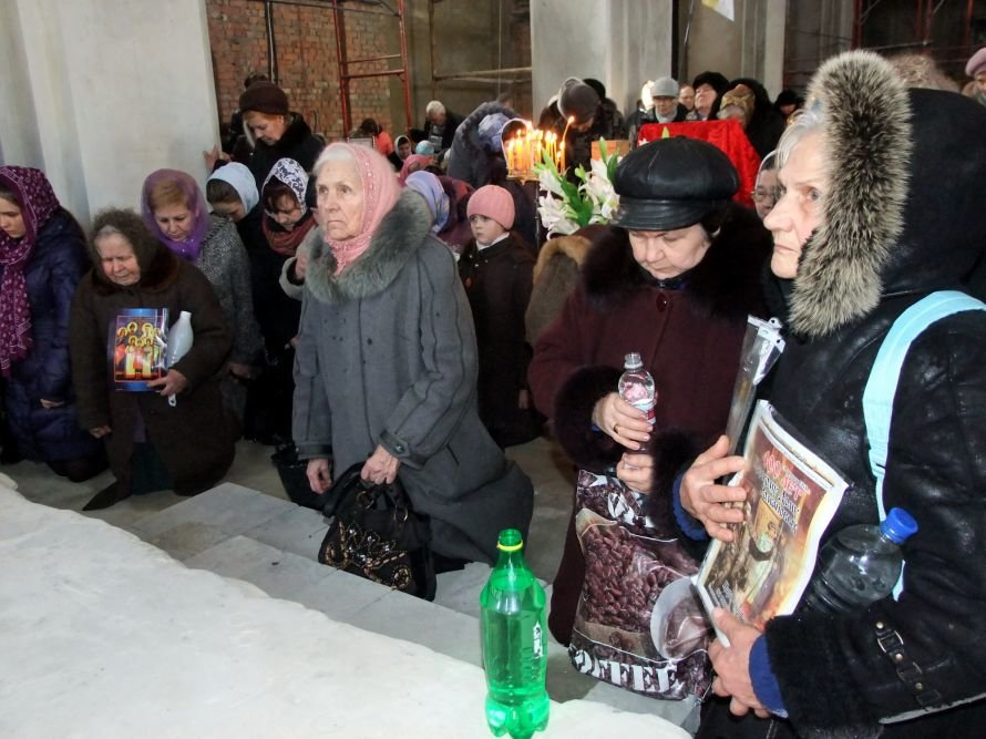 В Донецке на крестном ходе, посвященном 400-летию Дома Романовых, просили прощение «за ношение жидомасонской символики» (фото, видео), фото-4