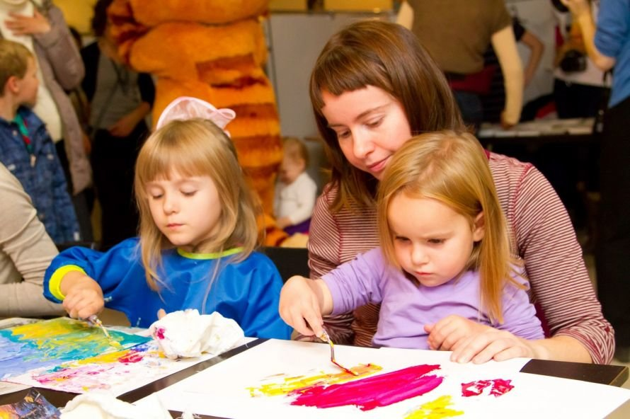 Выставка «Осознанное Родительство» 11-12 мая, фото-4