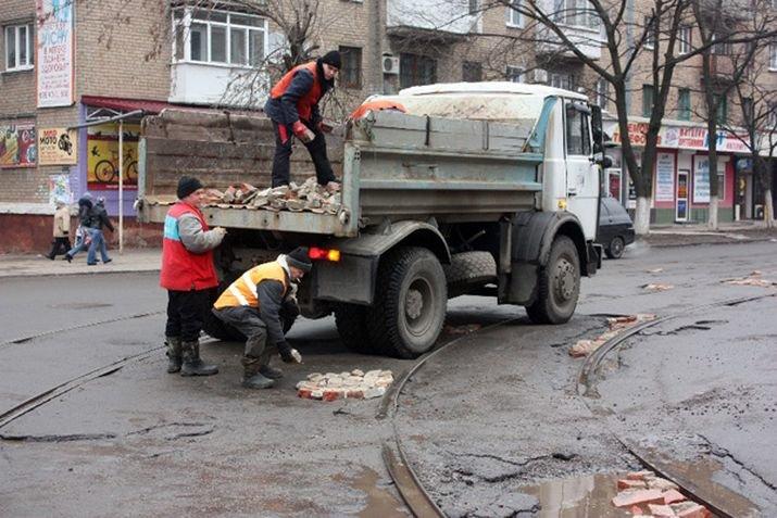 Трофи-рейд по Горловке: наши дороги стали одной из легендарных достопримечательностей Донбасса, фото-6