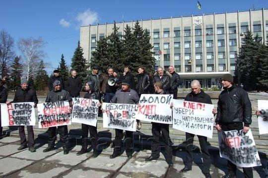 Трофи-рейд по Горловке: наши дороги стали одной из легендарных достопримечательностей Донбасса, фото-5