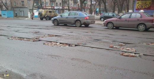 Трофи-рейд по Горловке: наши дороги стали одной из легендарных достопримечательностей Донбасса, фото-7