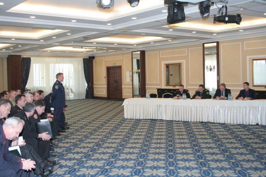 СБУ провела антитеррористические учения в донецкой гостинице, фото-1