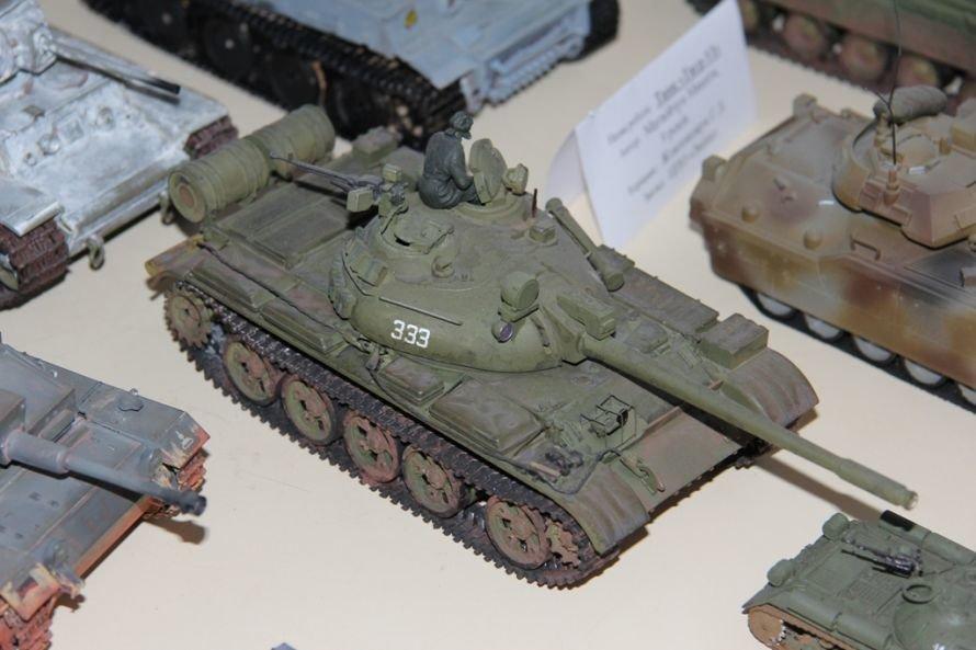 В Кривом Роге разрабатывают модели танков, подводных лодок и военных самолетов (ФОТО), фото-3