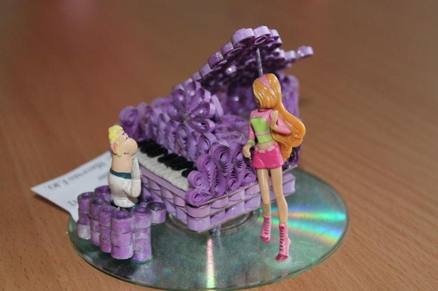 Артемовские школьники смастерили «Город оригами», фото-4