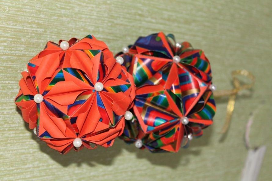 Артемовские школьники смастерили «Город оригами», фото-9