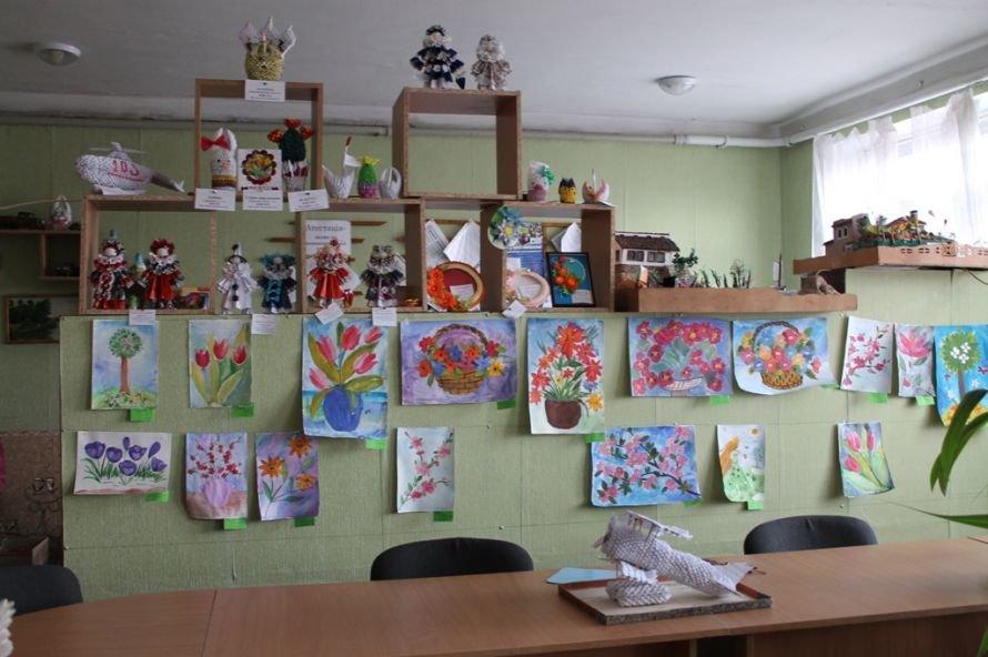 Артемовские школьники смастерили «Город оригами», фото-10
