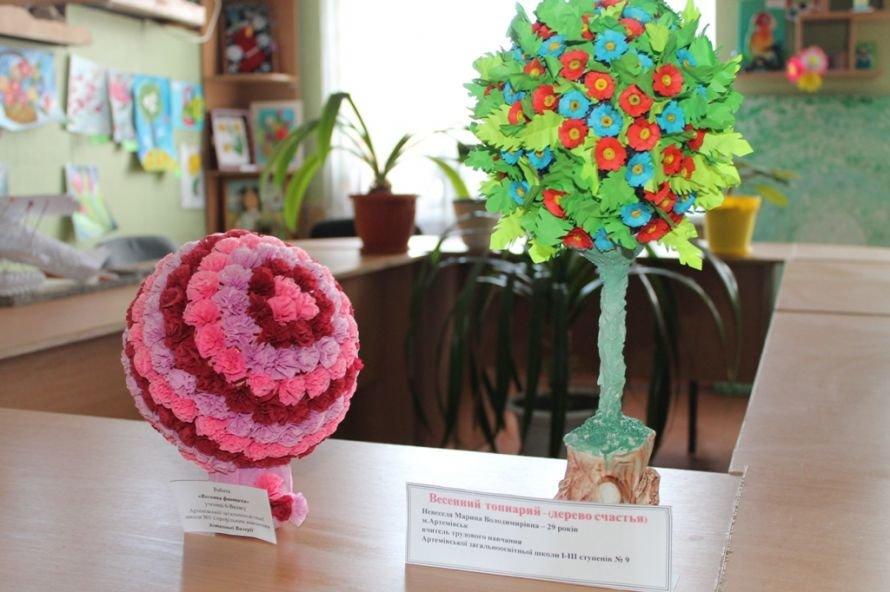 Артемовские школьники смастерили «Город оригами», фото-3