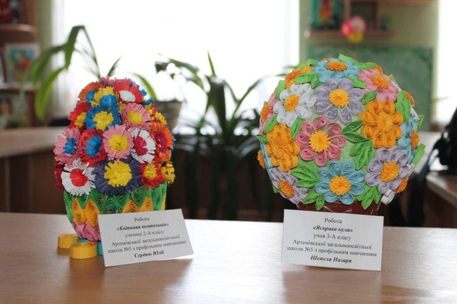Артемовские школьники смастерили «Город оригами», фото-2