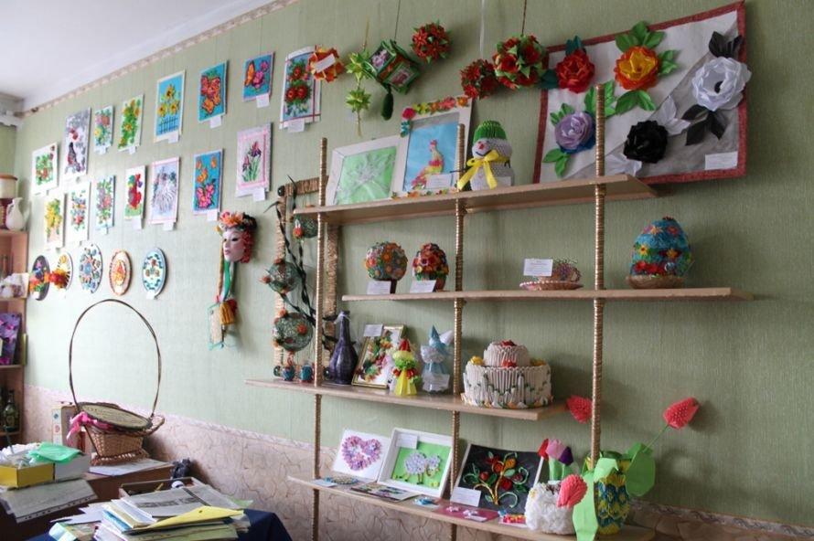 Артемовские школьники смастерили «Город оригами», фото-11