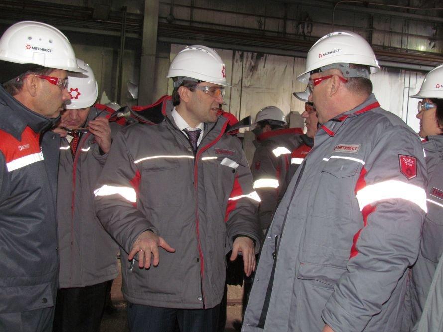 Мариуполь сегодня встречал губернатора Донецкой области Андрея Шишацкого (ФОТО), фото-4