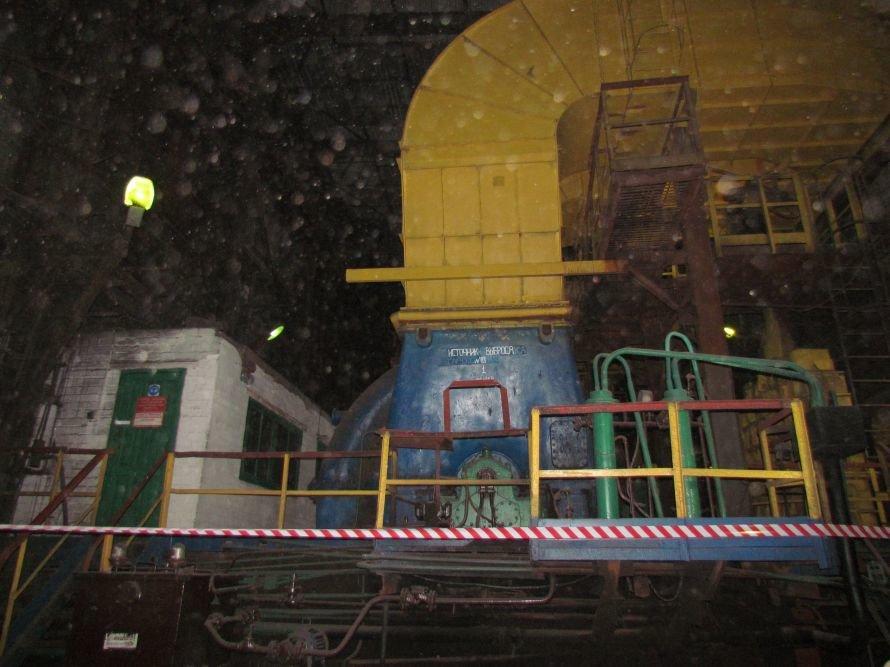 В Мариуполе губернатора Донетчины завезли на законсервированную аглофабрику (ФОТО), фото-2