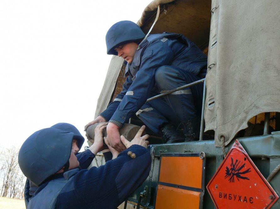 Кировоградщина: Искал металл, а нашел боеприпас, фото-1