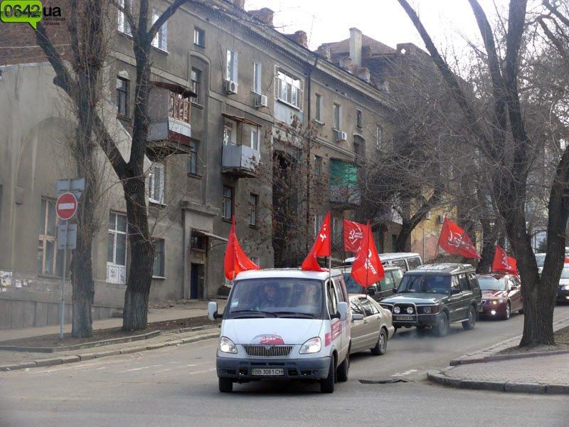 «Сало можете сожрать, а вот Сталин вам не по зубам!» (ФОТО, ВИДЕО), фото-2
