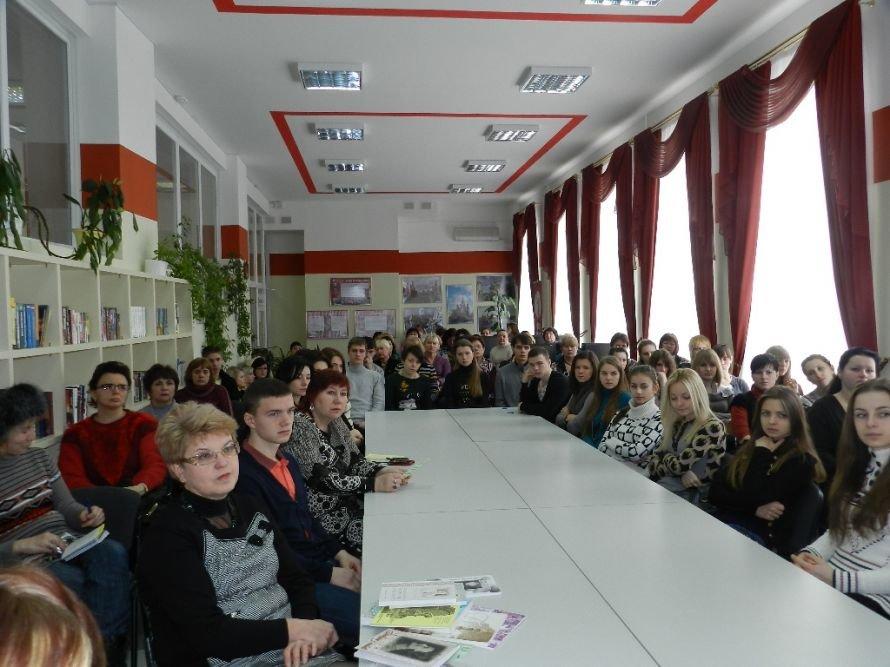 В Днепропетровске начали праздновать юбилей Олеся Гончара (Фоторепортаж), фото-2