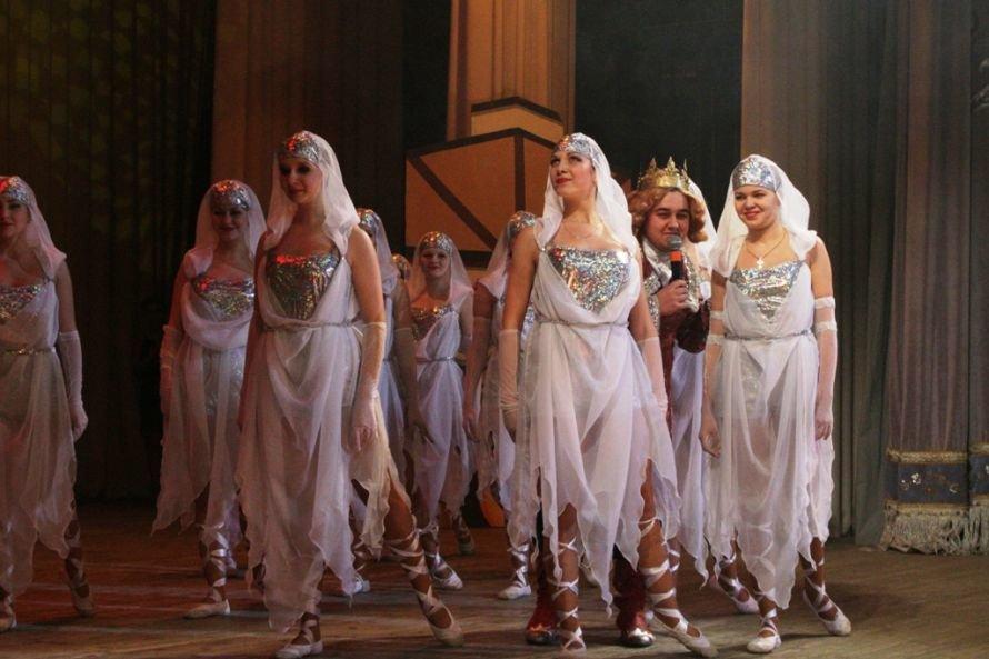 Артемовские женщины попали в сказку, фото-10