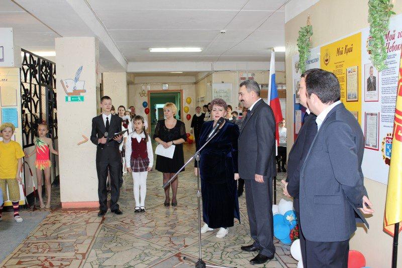 В чебоксарской школе открылся бассейн за 10 миллионов (ФОТО), фото-1