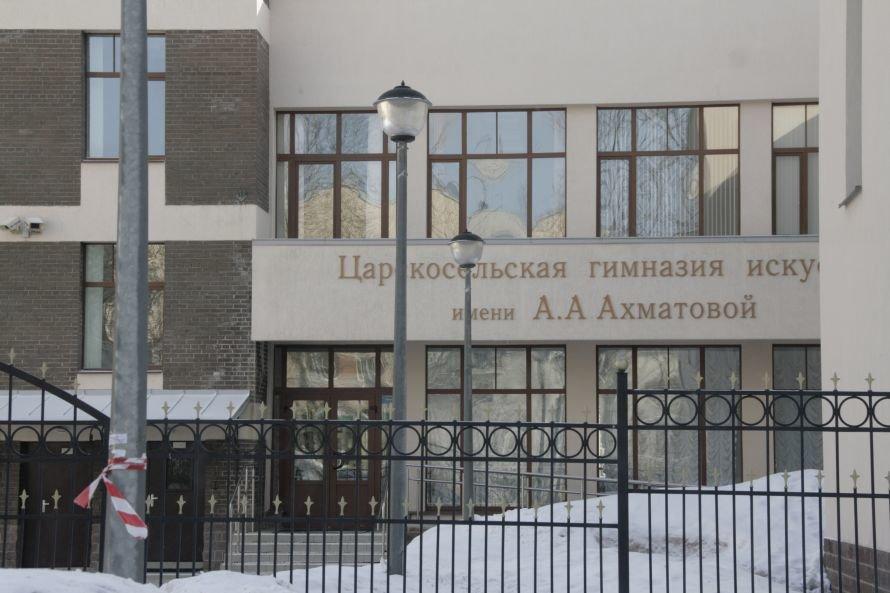 Гимназия искусств А. А. Ахматовой2