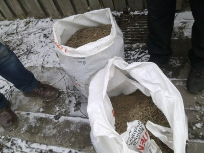 Горловские милиционеры изъяли два мешка марихуаны, фото-2