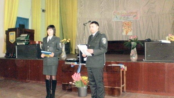Сотрудницы  Калининской исправительной колонии №27 принимали поздравления в честь праздника 8 марта, фото-1