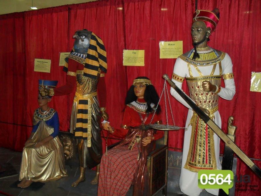 В Кривом Роге проходит уникальная выставка восковых фигур «Тайны царской династии» (ФОТО), фото-10