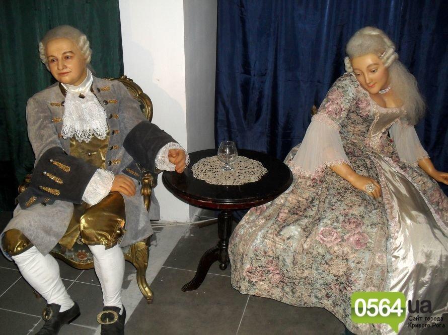В Кривом Роге проходит уникальная выставка восковых фигур «Тайны царской династии» (ФОТО), фото-4